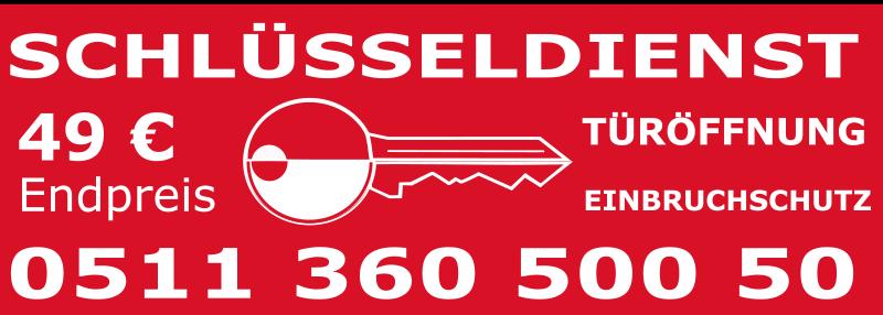 Schlüsseldienst-Hannver-Logo